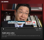 Inter-Cultural Online Health Network (iCON) on CBC