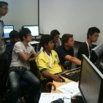 Programming apps at the eHealth Summer Camp