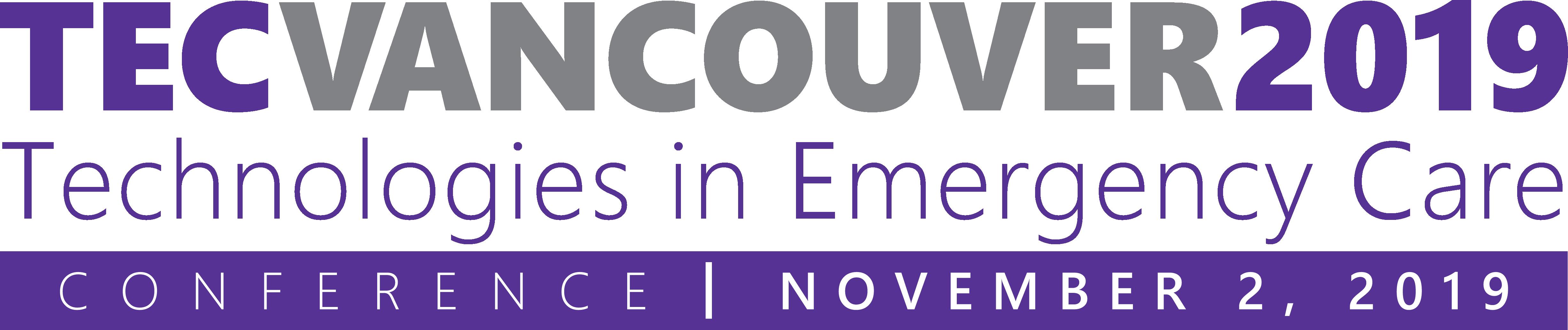 TEC Vancouver Conference 2019